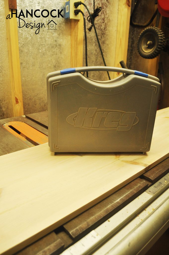 Kreg Jig in case