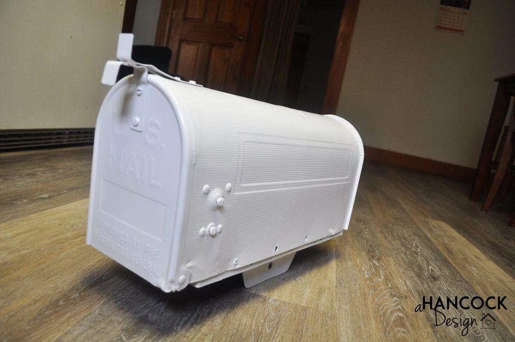 Repaint mailbox