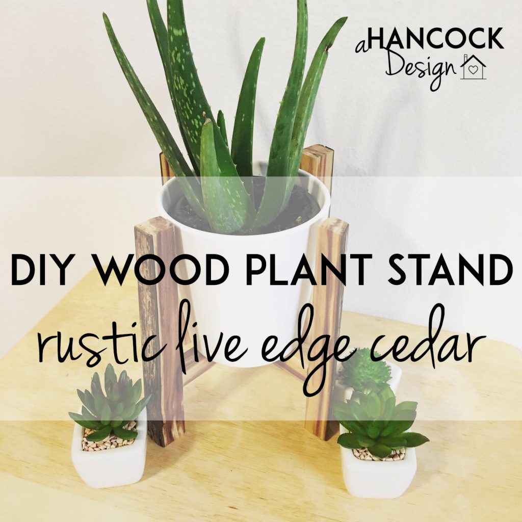 Plant stand title